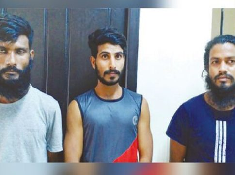 drugs and weapon seized_Mananthavadi