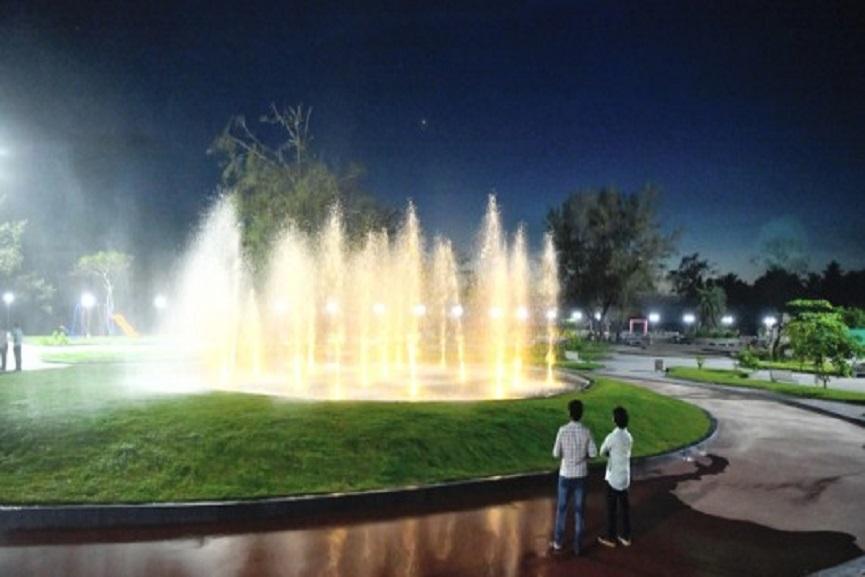 blis park kozhikode