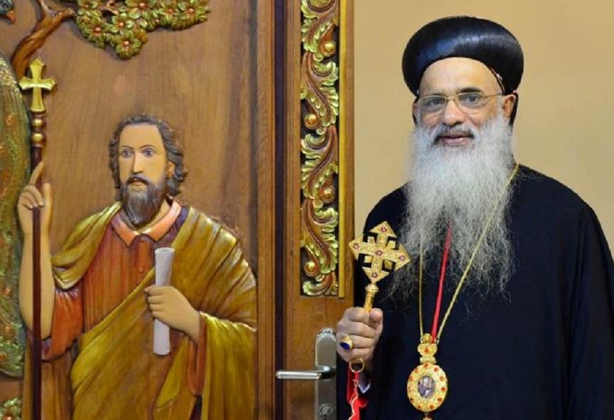 Orthodox church head passes away