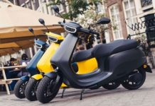 1 lakh bookings for Ola's electric scooter