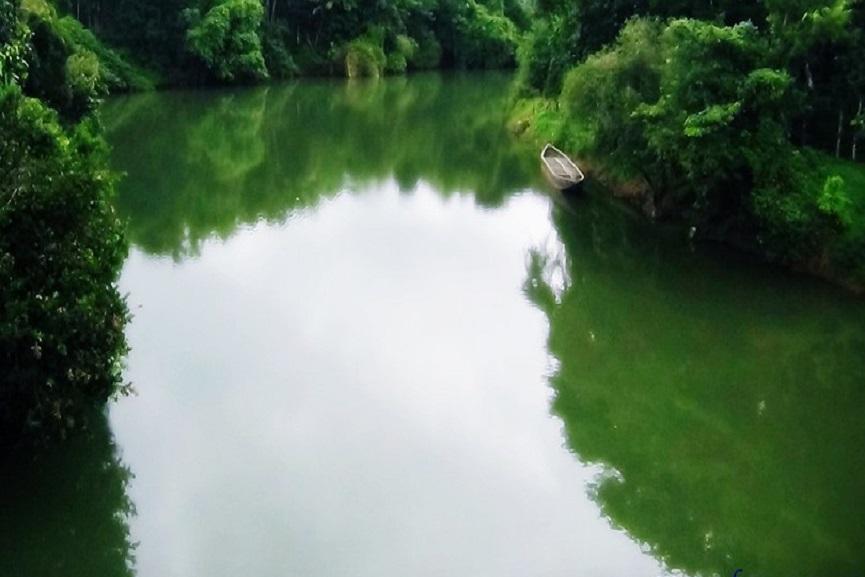 Iruvanji River campaign