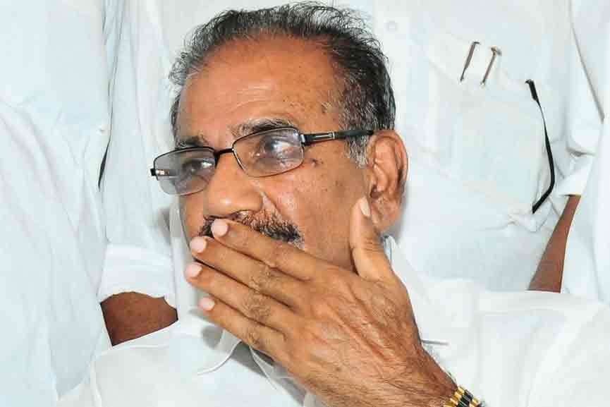 Allegation against AK-Saseendran