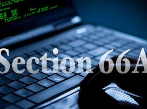 IT-ACT-SECTION 66A