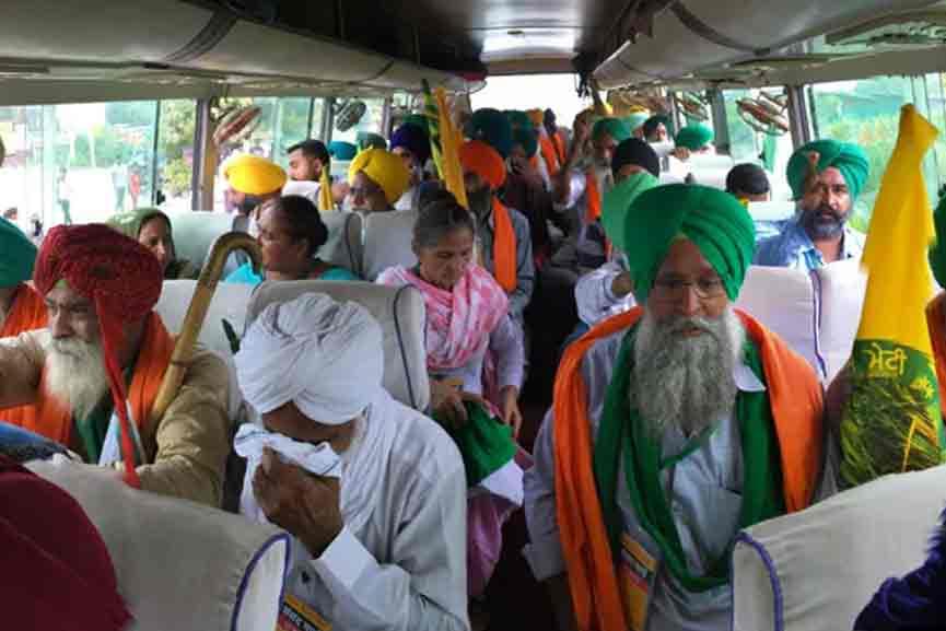 Farmers Parliament Dharna