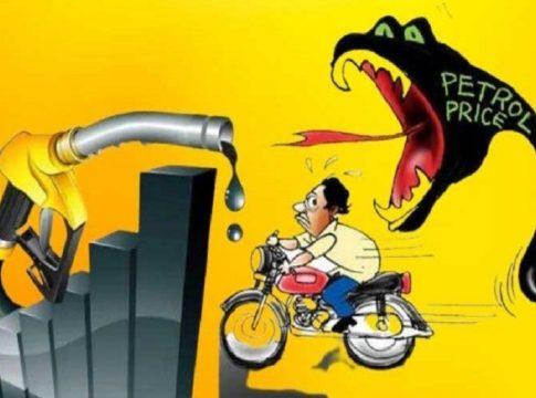 Fuel price hike in kerala