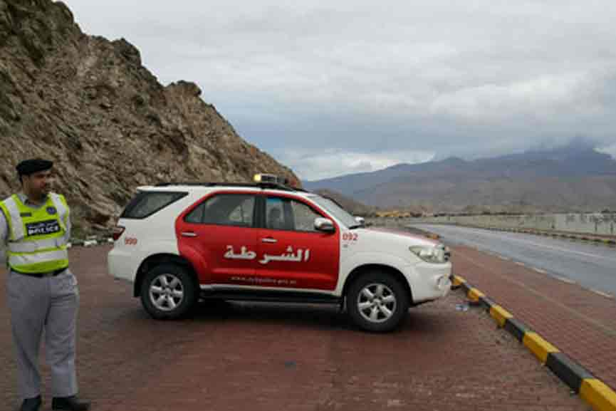 youth killed; Fujairah police arrested the suspect