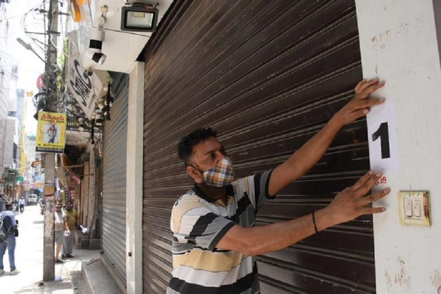 Haryana-covid restrictions