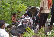 Helicopter crashes in Maharashtra