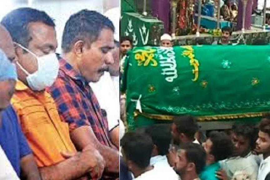 janazah Namas in Kerala