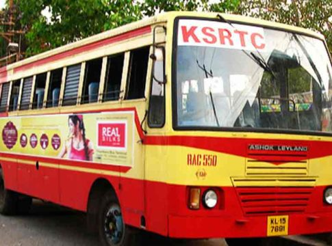 KSRTC with replacement system