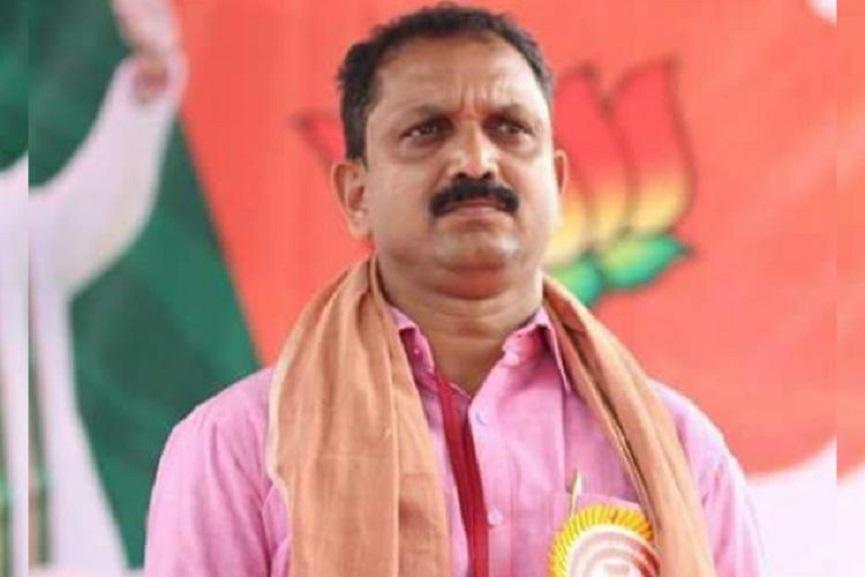 K Surendran sought legal advice