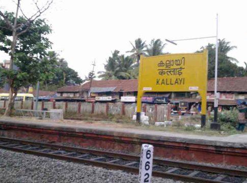 explosive found on the Kozhikode railway track