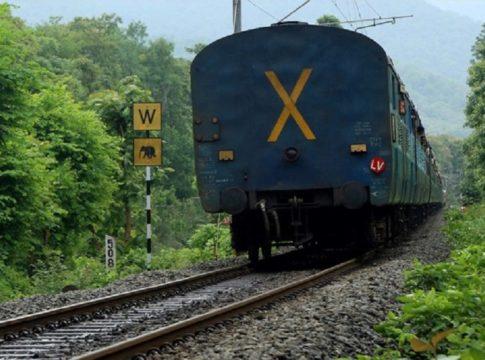 Landslide on Konkan Railway; The trains were diverted