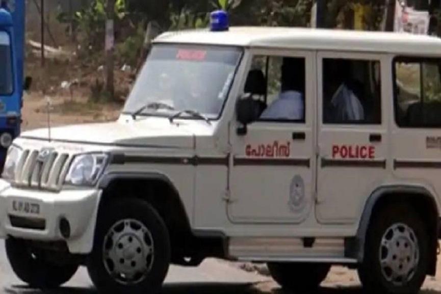 attack against police in kottur