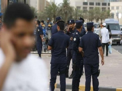 Assaulting police officers 4 siblings arrested in kuwait