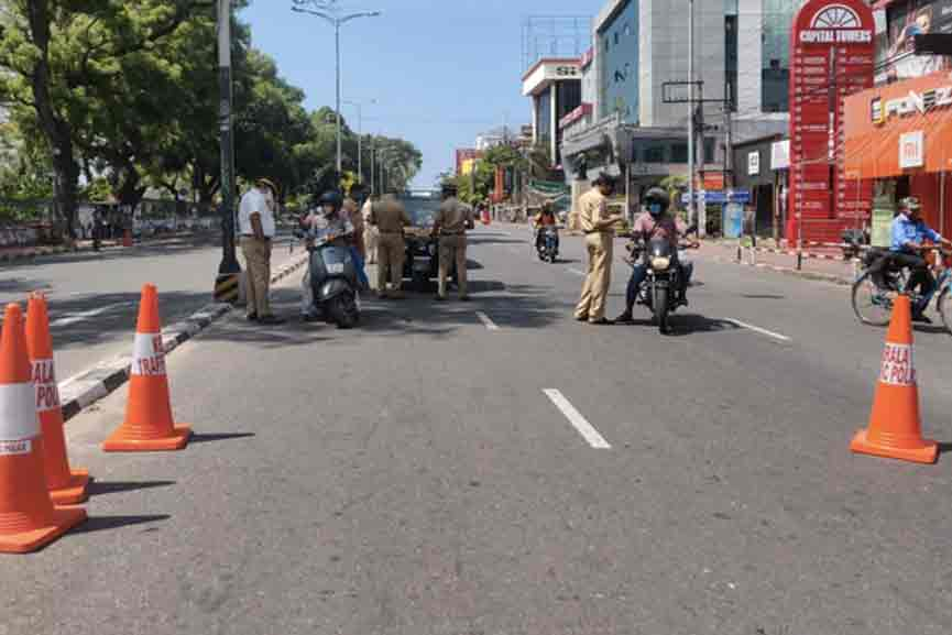 Lock-Down-in-Kerala