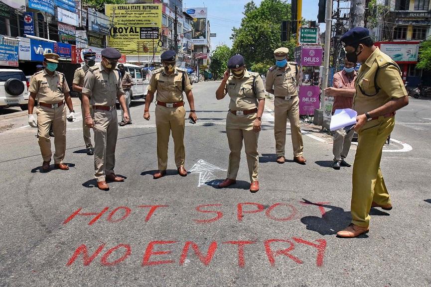 Lockdown Kerala