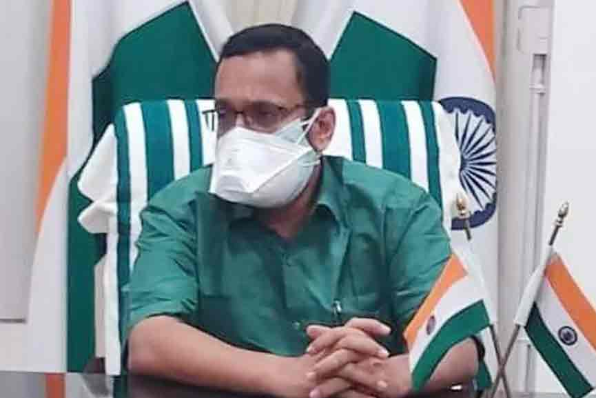 Minister-K-Rajan on Kuthiran Tunnel