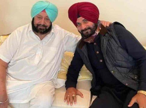 Navjot-Singh-Sidhu,-Amarinder-Singh