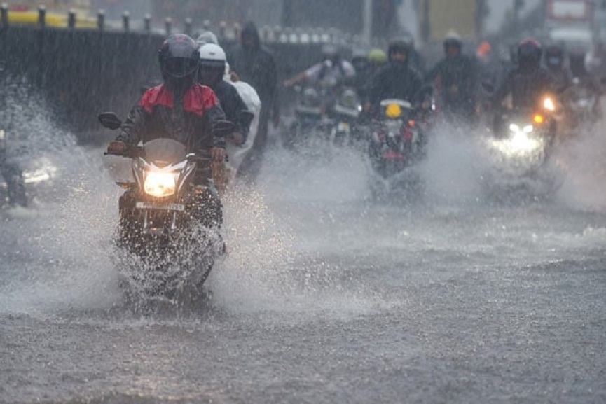 Rain Alert In India