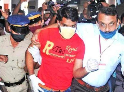 threat to Sarith in jail again