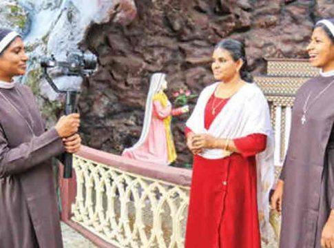 Kerala's First Camera Nun