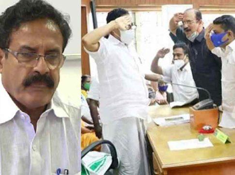 Opposition mocks Thrissur mayor