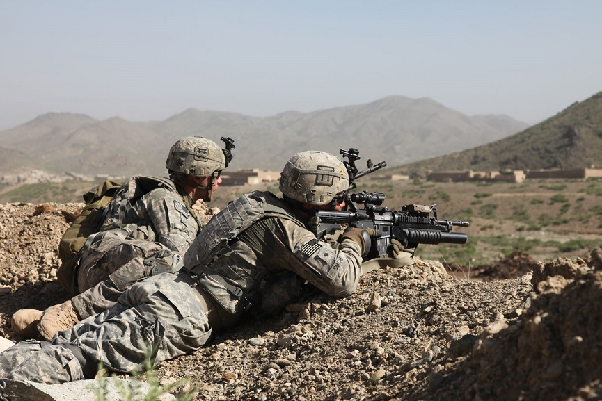 Afghanistan-Taliban killed