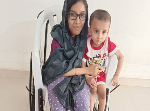 muhammad's treatment spinal atrophy