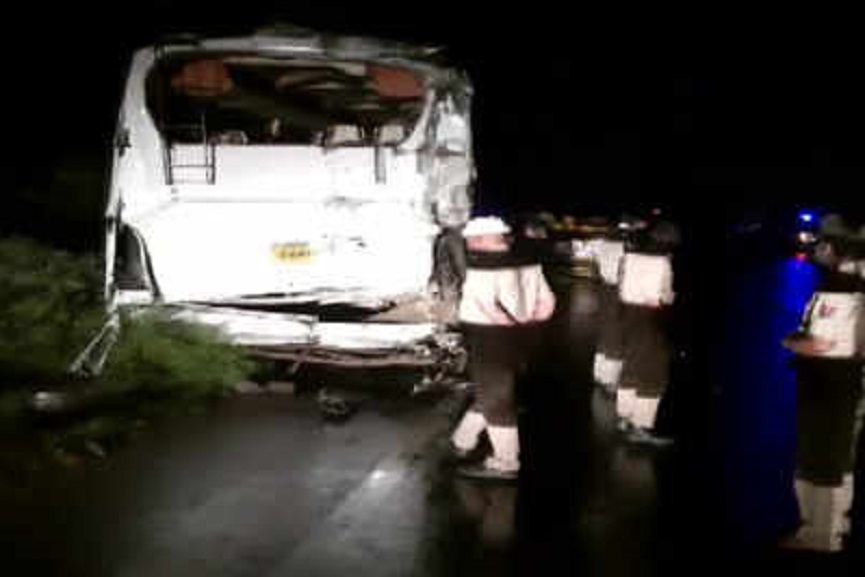 up-bus accident
