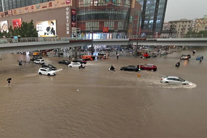 heavy rain_china