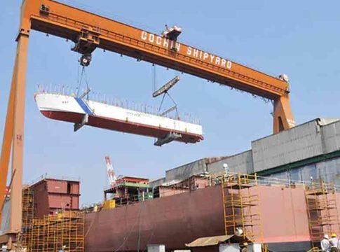 Impersonation at Cochin Shipyard