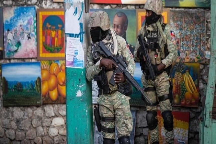 Haiti declares emergency