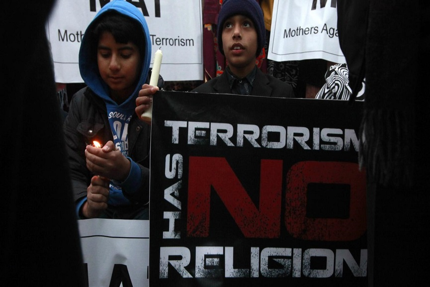 14 young boys fro terrorust groups