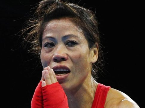 mary-kom out from olympics