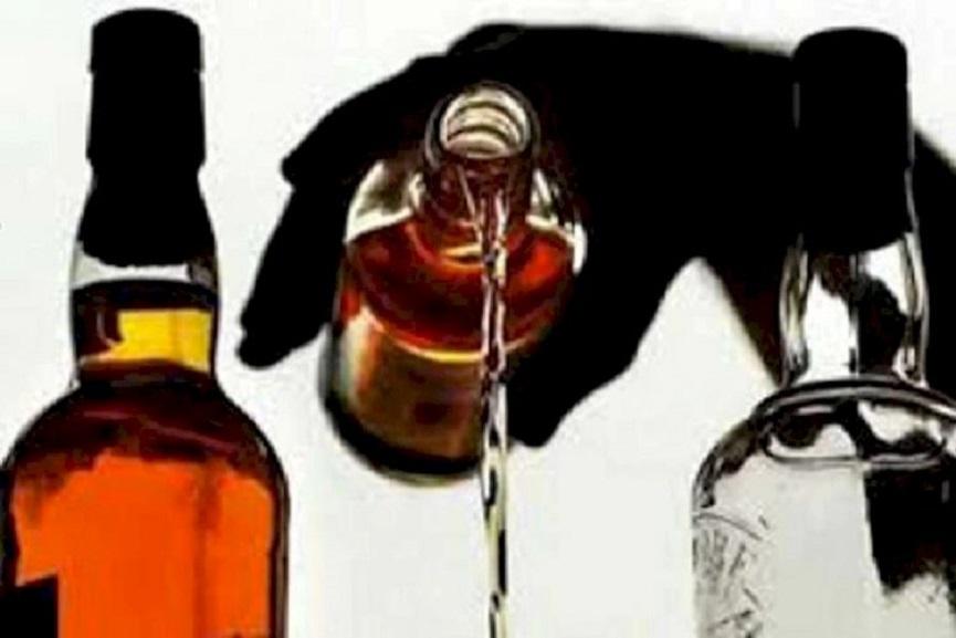 Illegal Liquor kannur