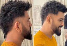 "MS Dhoni's New ""Dashing Look"" Blows Up Social Media. See Pics"