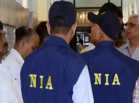 NIA Raid