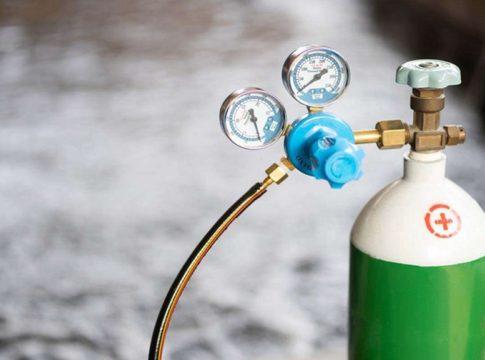 oxygen-tank-kannur district hospital
