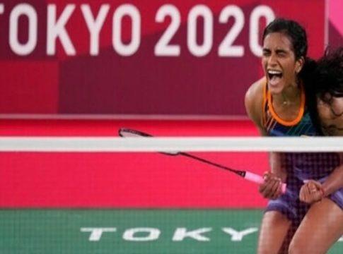 pv sindhu-Olympics