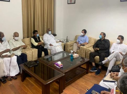 rahul-gandhi with opposition-leaders