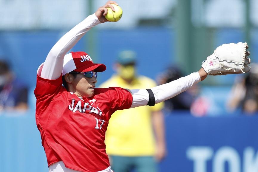 Olympics- Softball-US-JPN