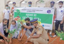 Student's Police Cadet Day; Celebrated at Ma'din Academy
