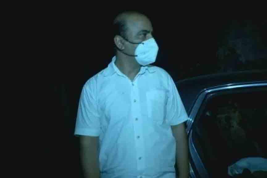 Ashwini-Upadhyay arrested