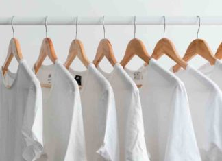 Try this to keep the shine of 'white' clothes from fading