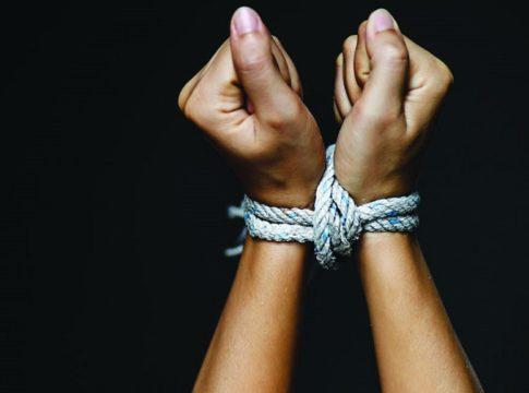 Human trafficking-canada