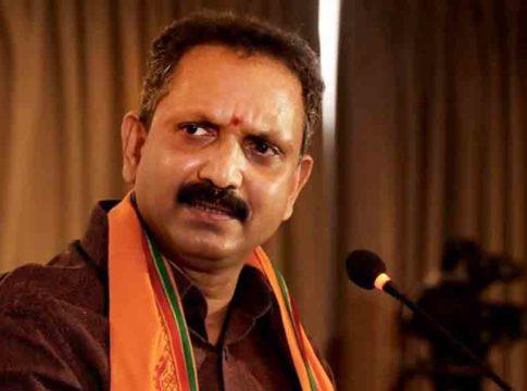 K-Surendran against Pinarayi Vijayan