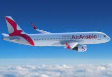 air arabia emergency landing