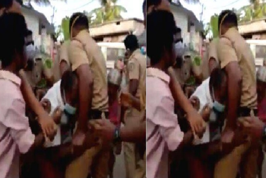 attappadi police conflict