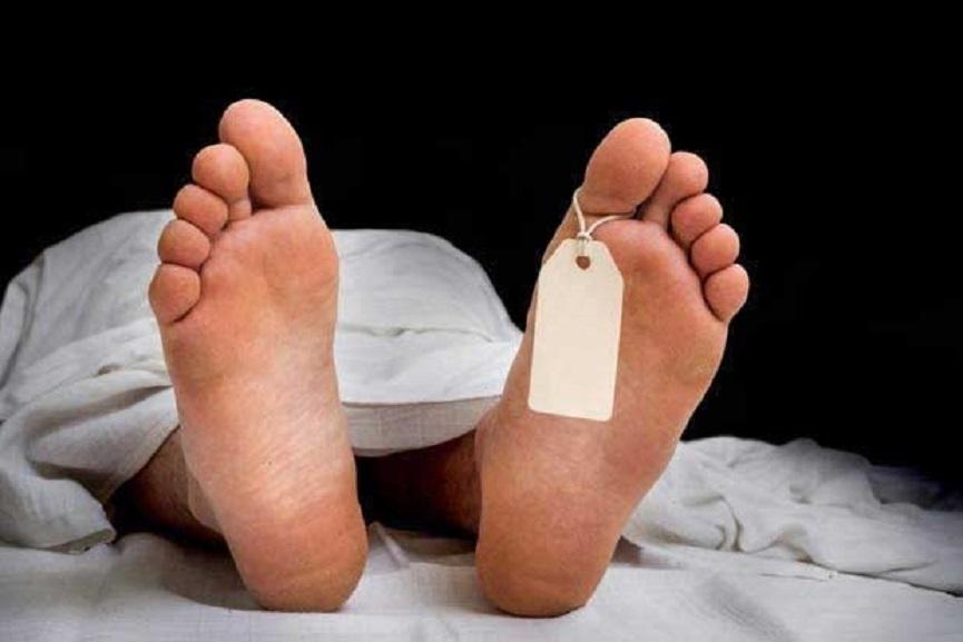 man found dead